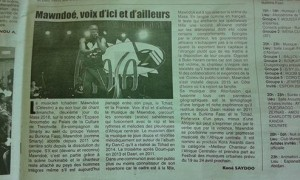 article MASA